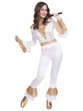 Adult Disco Queen Costume