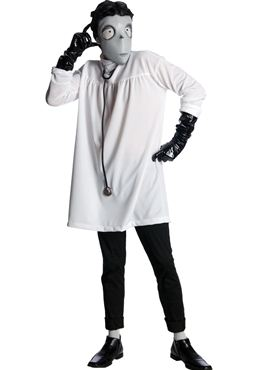 Adult Frankenweenie Victor Frankenstein Costume