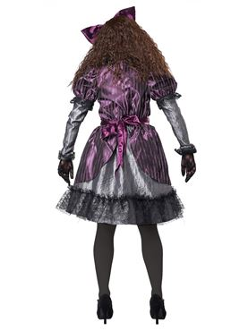 Adult Doll of the Damned Costume - Side View