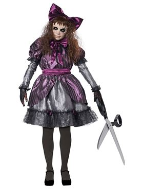 Adult Doll of the Damned Costume Couples Costume