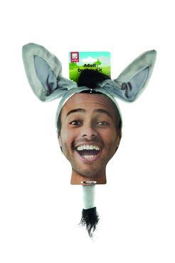 Adult Donkey Kit - Back View