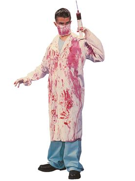 Adult Dr Kill Joy Costume