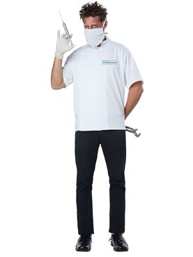 Adult Dr Novocaine Costume