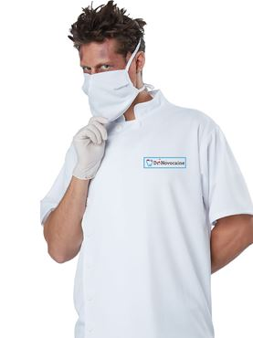 Adult Dr Novocaine Costume Thumbnail