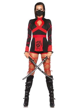 Adult Dragon Ninja Costume