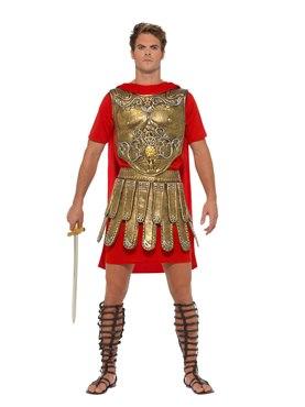 Adult Economy Roman Gladiator Costume