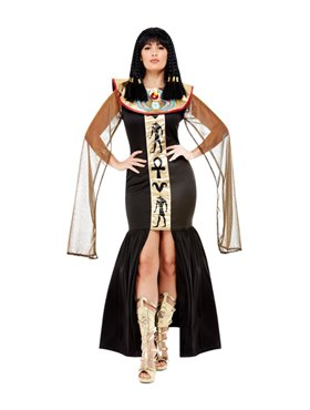 Adult Egyptian Goddess Costume Couples Costume