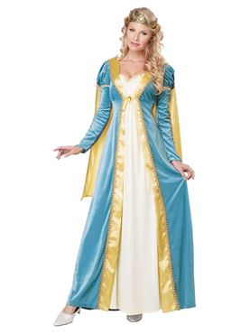 Adult Elegant Empress Costume
