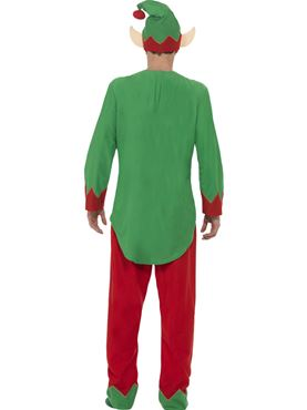 Adult Elf Costume - Side View