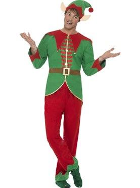 Adult Elf Costume