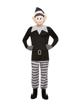 Adult Elves Behavin' Badly Mens Elf Costume