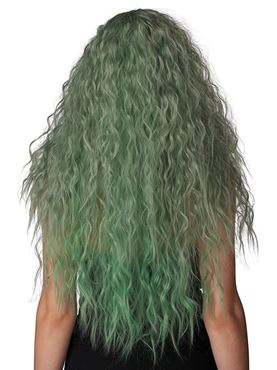 Adult Enchanted Waves Wig - Side View