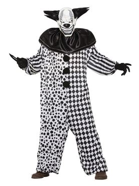 Adult Evil Al the Clown Costume