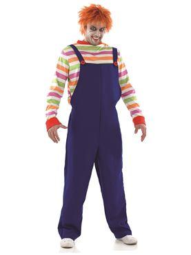 Adult Evil Doll Costume