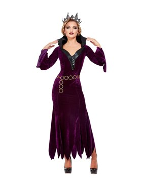 Adult Evil Queen Costume Couples Costume