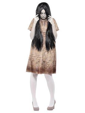 Adult Evil Spirit Costume - Side View