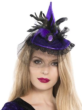Adult Mini Witch Hat