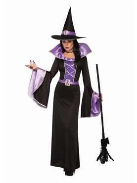 Adult Fantasy Sorceress Costume