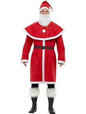 Adult Father Christmas Santa Costume