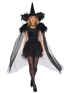 Adult Feathered Cape