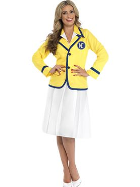 Adult Female Holiday Rep Costume