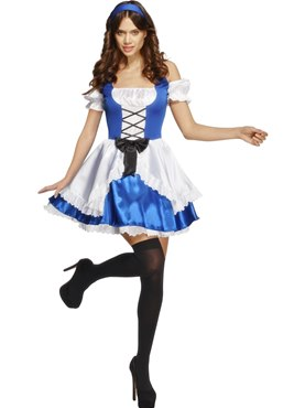 Adult Fever Alice Costume