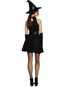 Adult Fever Bewitching Vixen Costume - Side View