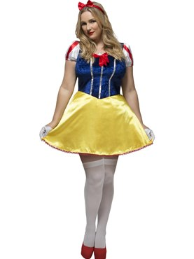 Adult Fever Curves Fairytale Costume
