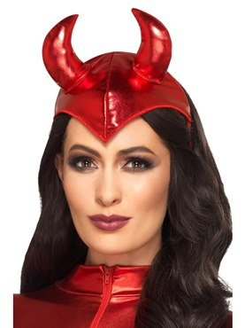 Adult Fever Devil Headband