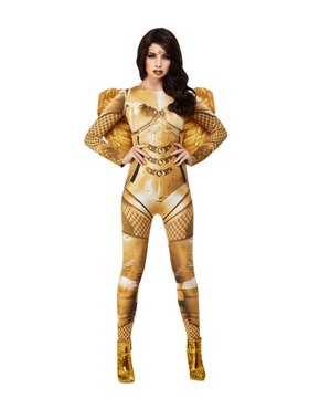 Adult Fever Divine Guardian Angel Costume