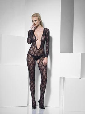 Adult Fever Lace Body Stocking