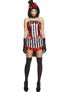 Adult Fever Madame Vamp Costume Thumbnail