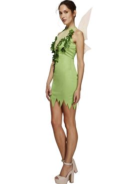 Adult Fever Magical Fairy Costume - Back View