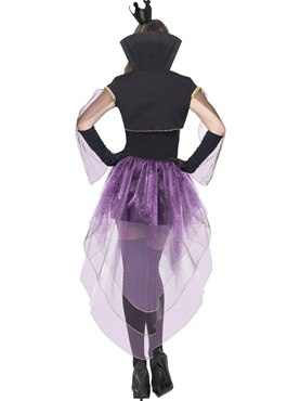 Adult Fever Mirror Mistress Costume - Side View