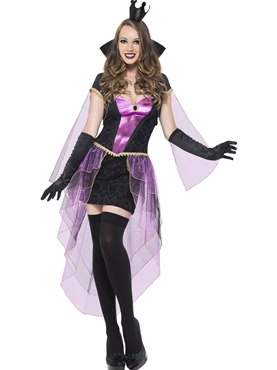Adult Fever Mirror Mistress Costume
