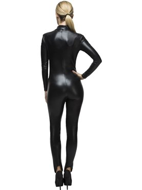 Adult Fever Miss Whiplash Costume - Side View