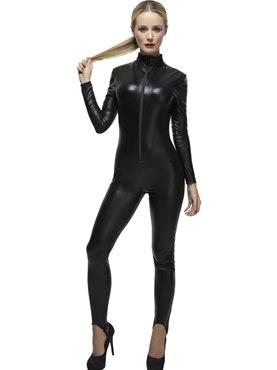 Adult Fever Miss Whiplash Costume