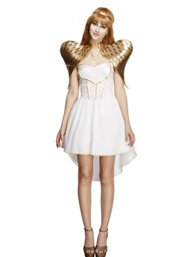 Adult Fever Glamorous Angel Costume