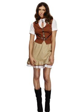 Adult Fever Sheriff Costume