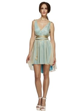 Adult Fever Grecian Queen Costume