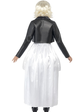 Adult Bride of Chucky Costume - Side View