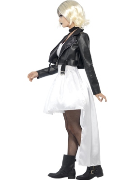 adult bride of chucky costume back view