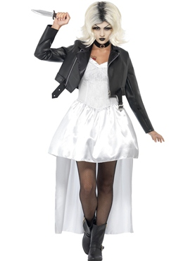 Adult Bride of Chucky Costume Couples Costume