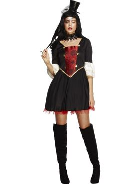 Adult Fever Vampire Princess Costume Thumbnail