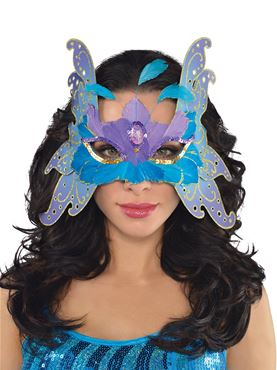 Adult Alluring Butterfly Mask