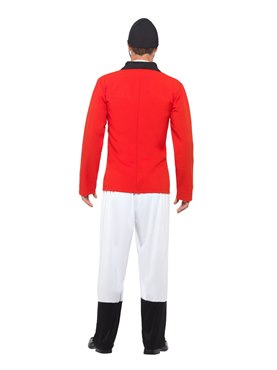 Adult Fox Hunting Costume - Side View