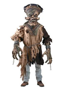 Adult Deluxe Freaknmonster Creature Reacher Costume