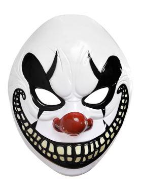 Adult Freakshow Clown Mask