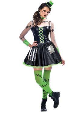 Adult Freaky Frankie Costume