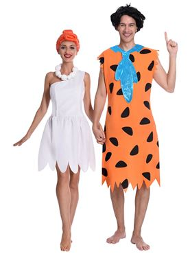 Adult Fred Flintstone Costume - Side View